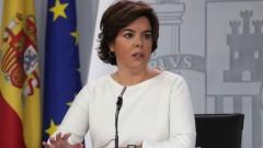 Испания предупреди за икономически спад заради каталунската криза