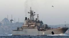 Турция изгони израелски кораб извън водите на Северен Кипър