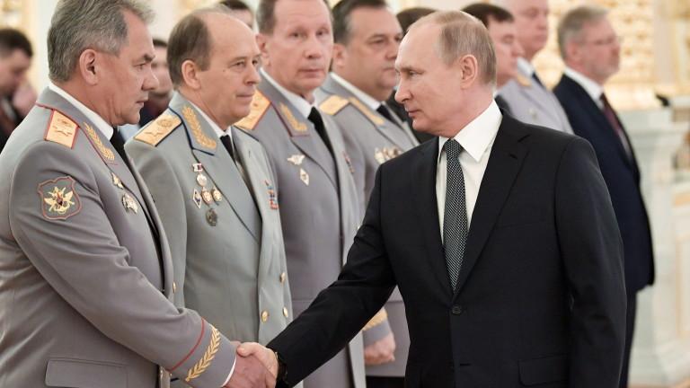 Путин обяви наборната военна служба в Русия за отживелица