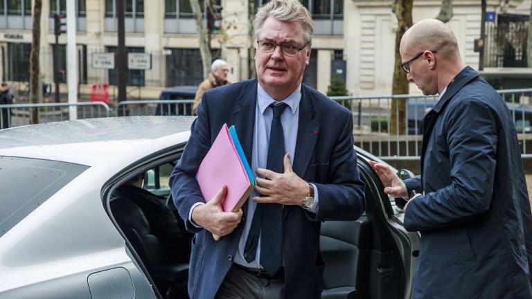 Върховният комисар за пенсиите към правителството на Франция Жан-Пол Делевойе