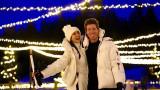 Нина Добрев и тренировката с гаджето й