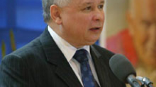 1,6 млн. подписа в подкрепа на Ярослав Качински за президент