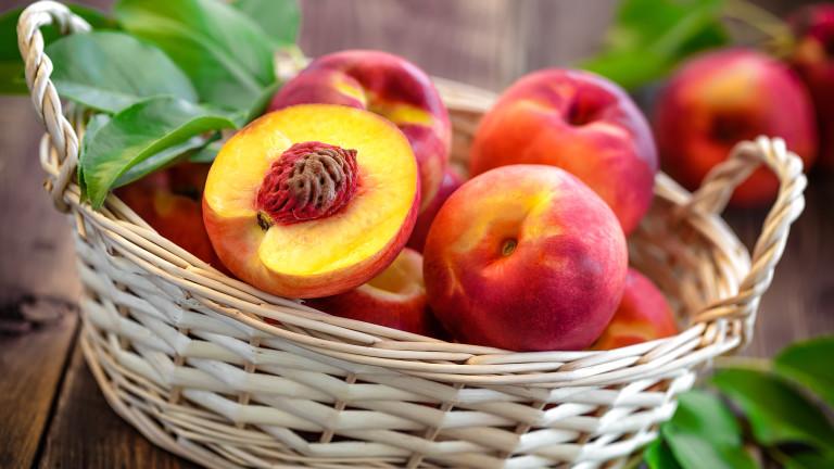 Ползите от яденето на нектарини