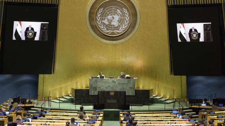 Сирия и Турция се обвиниха взаимно за спонсори на тероризма