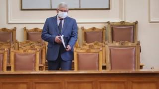 Ананиев: Фискалният резерв е 8.5 млрд. лв