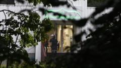 Стрелба в ислямски център в Осло