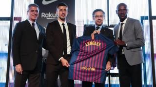 Клеман Ленгле: Дойдох в Барселона, за да печеля купи