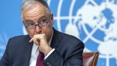 Боевете в Сирия могат да принудят 2 млн. бежанци да избягат към Турция