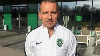 Нов треньор започна работа в Лудогорец