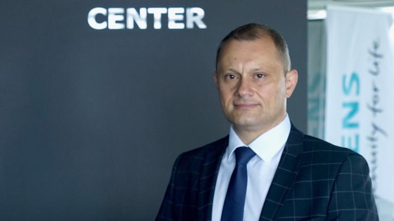 Дъщерно дружество на Siemens в България има нов ръководител