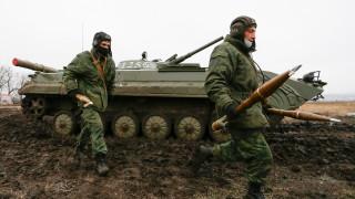 Петима чехи, воюващи в Източна Украйна, обвинени в тероризъм
