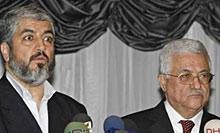 След 3-часова среща Абас и Мешаал отново не решиха за правителство