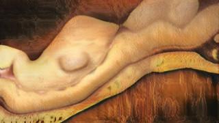 """Изкуствен интелект """"рисува"""" голи портрети"""