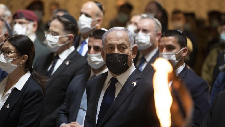 Нетаняху към Байдън: Израел прави всичко възможно, за да избегне цивилни жертви