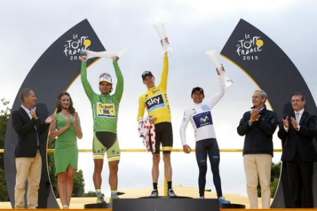 Крис Фрум: Наясно съм, че с жълтата фланелка върви и добро, и лошо
