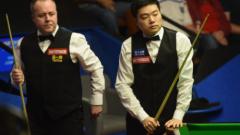 Трима китайци на финалите на световното първенство по снукър
