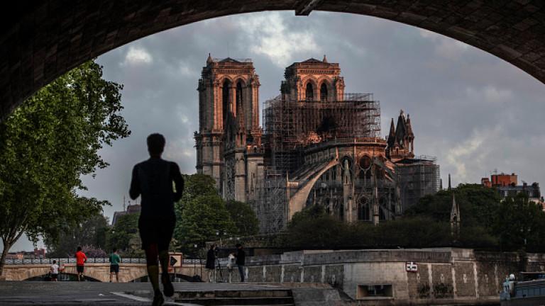 Снимка: Франция с международен конкурс за архитекти за кулата на Нотр Дам