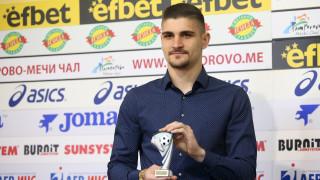 Преслав Боруков ще чака до последно оферти от чужбина
