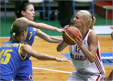 Екатерина Димитрова ще продължи кариерата си в Израел