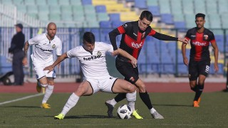 Славия - Локомотив (Пд) 2:2, Чунчуков изравни в добавеното време