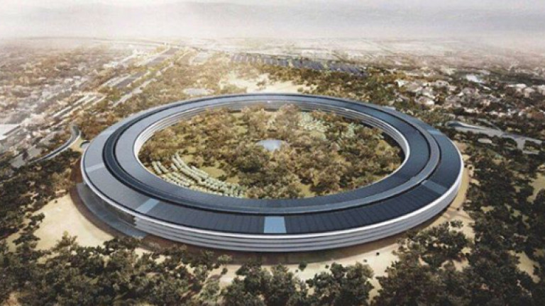 Централата на Apple отвътре