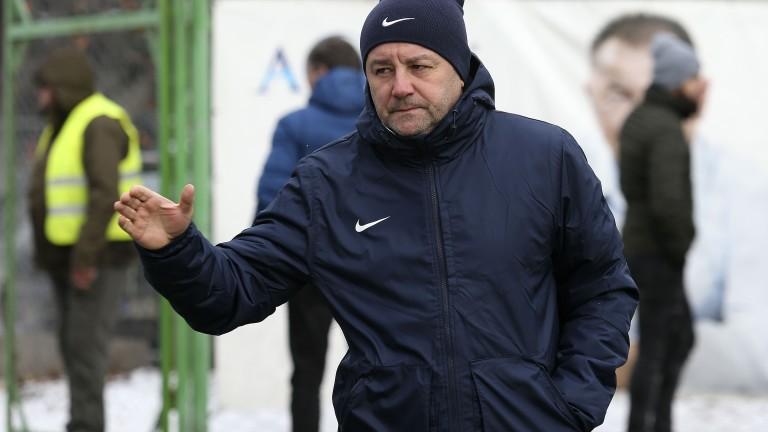 Славиша Стоянович отмени тренировката на Левски в Кипър