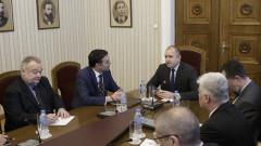 Радев призова за ускоряване на европейската интеграция на Северна Македония