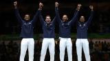 Отборна титла за Франция на Олимпиадата