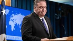 Помпео: Атаките на Иран са ясна заплаха за международния мир