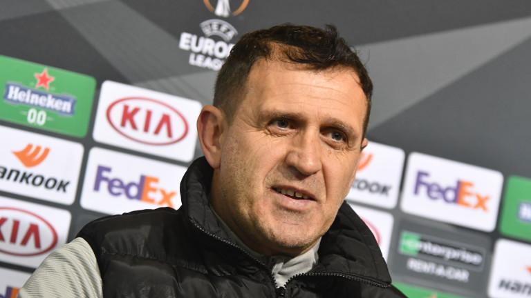 Пратиха в ЦСКА албанеца Кака, от клуба отричат за трансфер