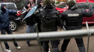 Организаторите не получили заповед да спрат протеста вчера