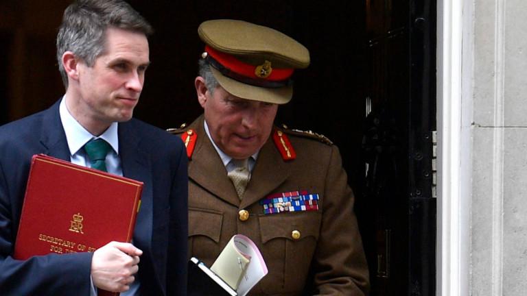 Началникът на щаба на отбраната Великобритания генералНикълъс Картърпредупреждава, че Русия