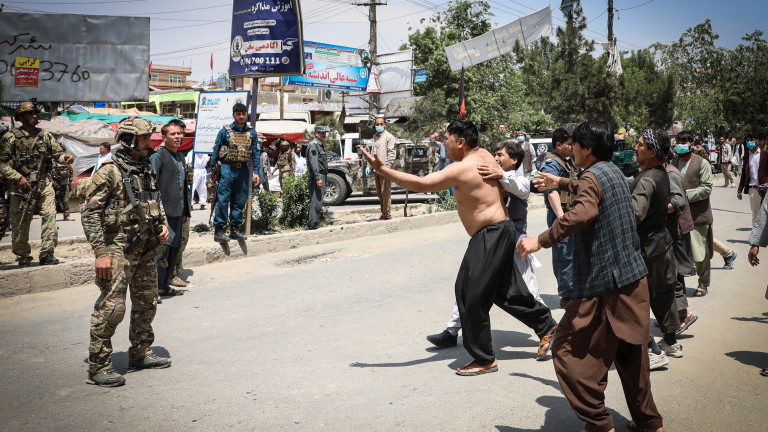САЩ обвиниха ДАЕШ за атаката срещу болница в Кабул