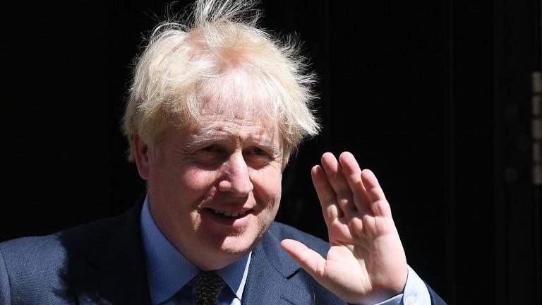 Великобритания не гласува за Брекзит заради натиска на Русия, убеждава Борис Джонсън