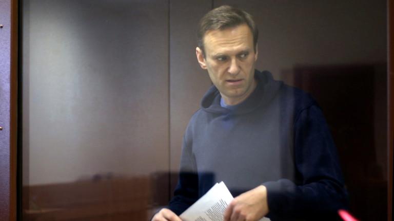 Навальному грозит одиночное заключение за нарушения