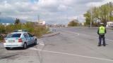 Моторист блъсна полицай в Русе и избяга