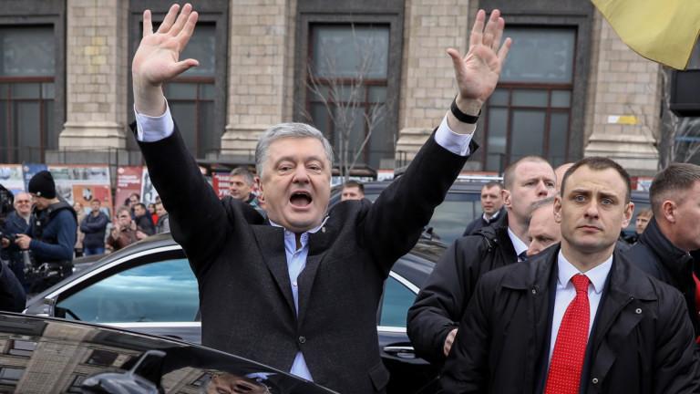Порошенко ще се кандидатира на парламентарните избори
