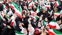 Четиридесет години Ислямска Република Иран