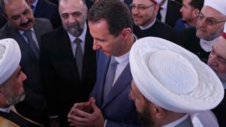 Асад е доволен от положителното развитие около Хан Шейхун