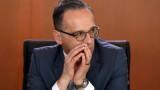 Външният министър на Германия смъмри военния министър за предложението за Сирия