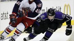 Лондон домакин на два мача в НХЛ следващия сезон