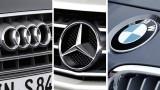 Европейските власти влязоха на обиски в германските автомобилни гиганти