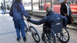 Поизчерпаният пазар на труда в САЩ приветства хората с увреждания