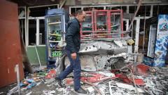 В Нагорни Карабах се използват касетъчни бомби