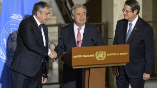 Провал на преговорите за Кипър