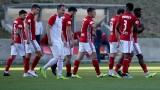 ЦСКА със седем юноши в Гърция