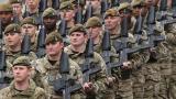 Великобритания инсценира сражения с Русия на учения