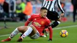 Юнайтед търси постоянен отбор на Санчес