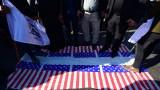 Посланикът на САЩ в Ирак избяга под напора на хиляди протестиращи в Багдад