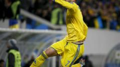 Украйна сбъдна мечтата си за европейски финали (ВИДЕО)